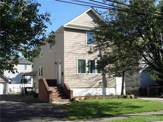 Adorable 3 Bdrm Colonial In Great Condition.  First Floor Open Layout, Nice Yard, Close To Bus, Shopping And Trains.