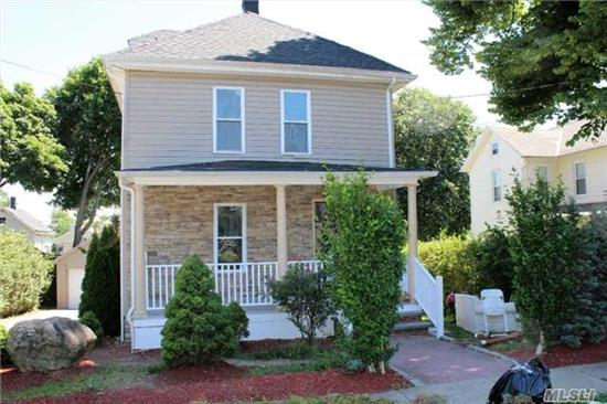 Mint Condition Colonial 4 Bedrooms 2 Full Baths Living Room Dining Room Den Eik Full Finished Basement W 3 Rooms Ose Washer Dryer. Separate 2 Car Garage Nice Yard Deep Driveway