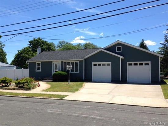 Home Was 3 Bedrooms, Can Be Returned To 3 If Needed. Sliders To Yard, New Roof, Updated Bath. New Bath In Garage Wired For Surround Sound & Cable. Recreational Basement With Wet Bar & Gas Fpl. Ig Pool Is 6X6 4Ft Deep - Outdoor Bar. ( Car Lift Is Negotiable)