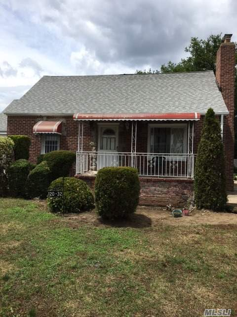 New To The Market Lovely 3 Bed Rm Cape With Fire Place Huge Back Yard In Lovely Cambria Heights. Near Springfield Blvd And Francis Lewis Blvd And Public Transportation. Only 2 Blocks To Cambria Playground. Nice Residential Area.