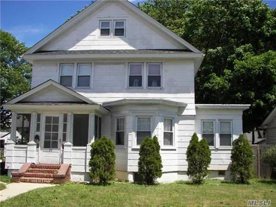 Excellent 3 Br, Colonial. Walk To Gulf And Country Club, . Featuring Updated Plumbing, Electric, Modern Eat-In-Kitchen W/Granite Counter Top, New Windows, Walk-Up Attic, Living Room With Fireplace, Oak Floors, Central Air And More. You Must See To Appreciate. Owner Highly Motivated And Willing To Listen To All Offers.