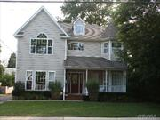 Six Year Young Colonial With Extra Large Windows,High Celilings & Crown Moldings Throughout. Oversized Eik/Granite Counters,Fdr, Lr, Large & Bright Fr/Fpl. Spectacular Msuite/Jacuzzi/Walk-In Closet. 3 Additional Brs, 1Fbth.Private Yard/Brick Patio. Alarm, Sprinklers, Cac.Dead-End Street That Ends At Nature Trail. Guggenheim Elementary School.