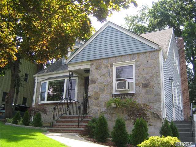 Fully Renovated Cape With 4 Bedrooms, 2 Full Baths And Full Basement. New Kitchen With Granite Counter. New Appliances, New  Boiler,  New Windows And Mostly New Roof. New Porch And Huge Yard. 1.2 Miles To Port Washington Lirr, Close To Town & Shops. Easy To Show, Don't Miss Out On This Deal!