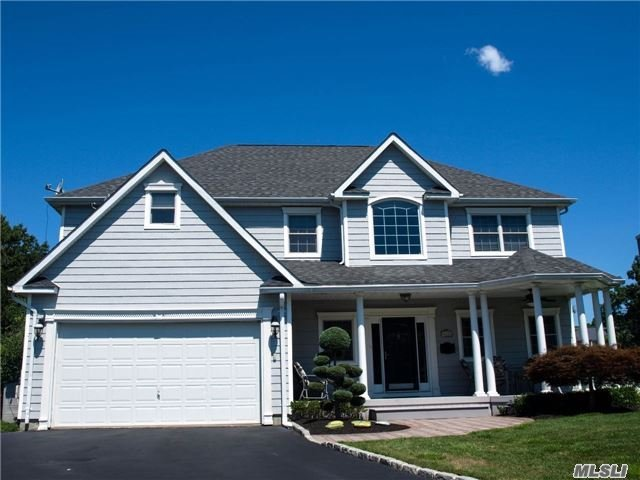 Entertainers Delight..Wonderfully Wide Open Flr Plan..Rolling Rooms Come And Experience For Yourself! Well Appointed Home Boasts The True Combination Of A Tradition Colonial With Today's Modern Flare Of Large Open Rooms, 2 Story Foyer, Master En Suite With The Works..Tray Ceiling Adjacent Sitting Room, Generous Mbth + W/I. Cac/Cvac, Theater In Lge Bsmt.Closets+++