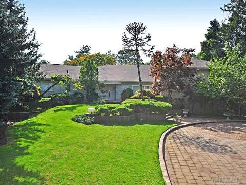 Sprawling 5000 Sq Ft Split With Grand Entry Foyer. Fabulous Flow For Entertaining With Large Lr/Fpl, Fdr, 2 Family Rooms & Eik With Sliders To Deck. Resortlike Property With Pool, Deck, Patio & Cabana. Main Flr Mstr Suite(His/Her Baths) Can Be 2 Bedrooms.Sd#14