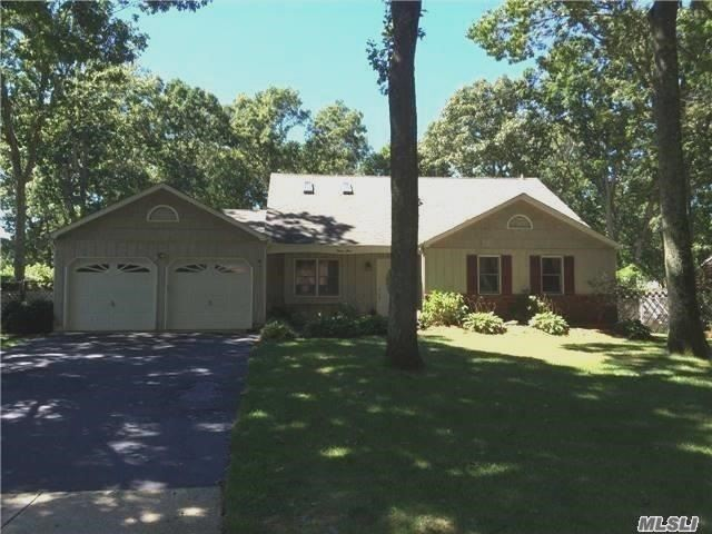 New To Market!!! Beautiful Spacious Home With Park Like Grounds.This Property Features 4 Bedrooms With 2.5 Bathrooms, Central Air Conditioning, Alarm System, Den With A Fireplace And A Gorgeous Kitchen With Granite Countertops. Enjoy The Large Yard With An In Ground Swimming Pool. This Home Is Great For Entertaining. Very Close To Stony Brook University & Hospital.