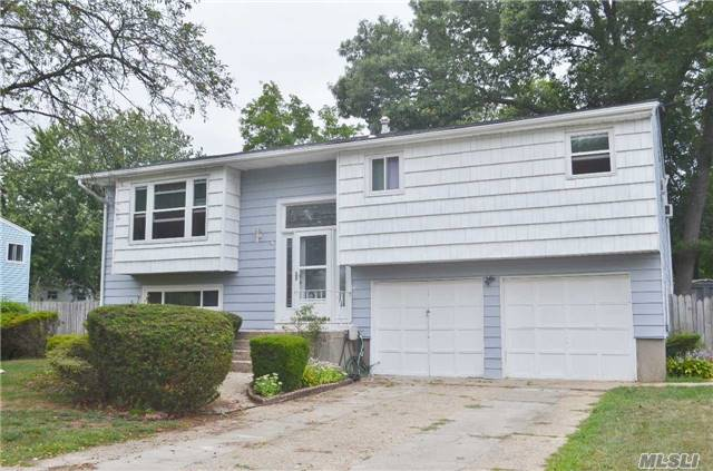 Bring Your Own Pinterest Ideas To This 5 Bedroom, 2 Full Bath Hi Ranch.Possible Legal Accessory Apt With Proper Permits. Wood Floors, Newer Roof & Windows. Legally Converted Garage. 2 Level Deck.
