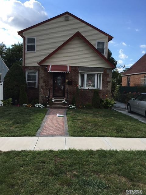 Don't Miss This Expanded Full Dormered Home 3 Huge Br's + Full Bth On 2nd Floor. Main Floor 4th Br Perfect For Nanny Or Home Office. Lovely Wood Floors Updated Kitchen. Lr, Bay Window, Brick Paver Walkway, Wonderful Area.
