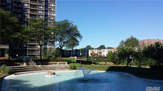 The Bay Club Condo, 2 Br, 2Bath, With Stunning Bridge Waterview, Lately Upgraded To Mint Conditions; Top Of Line Appliances, Marble Kit Counter & Granite Floor And Bathrm,  Must See To Appreciate. Lots Of Amnenities Such As 24 Hrs Doorman, Security Gate, Swimming Pool, Gym & Spa, Shopping Arcade, Tennic Court, Home In A Five Star Hotel.