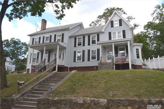 In Full Contract! Beautiful Two Family Colonial On A Quiet Street. Large Corner Property. Unit 5: 4 Bdr & 2 Bath. Unit 7: 3 Bdrs And 2 Baths. Cac, Hardwood Floors, Private Driveway For Parking. Separately Metered. Currently Occupied By Tenants. Great Real Estate Investment Opportunity.
