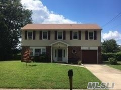 Great House! 4 Br Colonial Splanch. 1 Car, Formal Lr, Formal Dr, Bsmt, Den W/Brick Fireplace, New Window, New Roof, New Siding, New Soffit & Gutters! Hardwood Floors. Eat In Kitchen! Easy To Show!