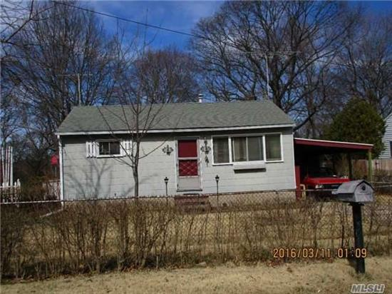 Why Rent 3600 Taxes !! Great Investment Property Or Starter. Bellecrest Area Easy Access To Trains. Sold As Is Condition. Newer Roof, New Stove, Updated Bath. A Must See...