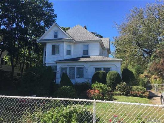 Country Charm Close To Library, Shopping, Entertainment & Restaurants! Huge Park-Like Property With Beautiful Perennial Gardens! Barn Style 2-Story Garage. Aluminum Siding, New Windows. Wood Floors & Original Trim Features. Must See!