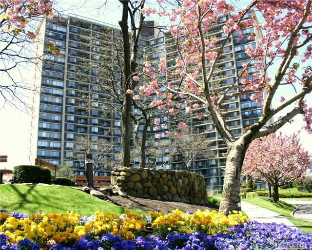 Fabulous Bay Club Gated Community. 24 Hr. Security. Doorman /Concierge Building. Large Jr. 4.New Kitchen & Bathroom .Wood Floors Throughout. Dining Rm Or Extra Bedroom. Terrace. Lovely Pond View. Year Round Swim & Fitness Center & Indoor Parking (Extra Fees). Underground Stores. On Premises Restaurant. Best Location ., , , Near Everything