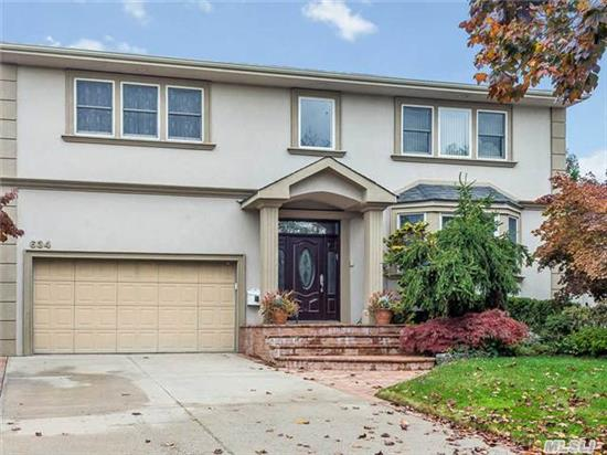 Stucco Colonial, On A Cul-De-Sac St, 5 Br, 3.5Bth, Full Fin Basement, Oversized Property, Igp, All Systems, Manicured Landscape