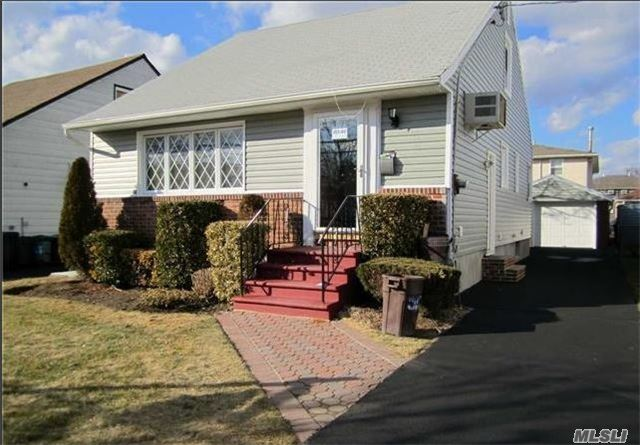 Fully Renovated Home. Finished Full Basement, Own Separate Entrance, Full Bath, 1st Floor-Living Room, Dining Room, Kitchen, 2 Bedrooms, Full Bath, 2nd Floor-2 Bedrooms, Full Bath.