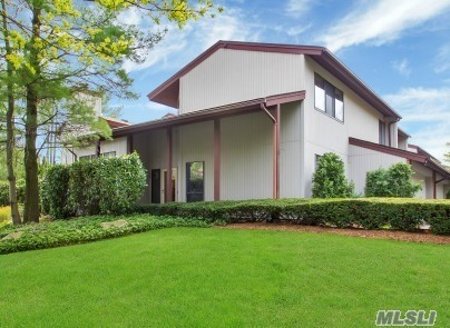 Tastefully Renovated Expanded Doral Model With Wood Floors, Fireplace, Chic Manhattan Style Kitchen, Open First Floor Layout, Great For Entertaining, Main Floor Family Room, Sound System, Redone Baths, Huge Walk-In Closets In A Gracious Master Suite Plus Two Additional Bedrooms And Bath.