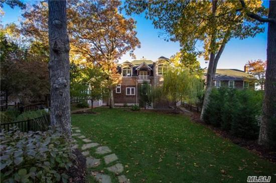 If Your Looking For The Finest Sandy Beach On The North Fork And The Ultimate House To Go With It Look No Further. This Nantucket 4Br, 3 Ba Home Will Fill All Your Needs. Large Living, Dining, Family Room/Den, Wrap Around Rocking Chair Waterside Porch. Entire Second Floor Master En-Suite With Large Sitting Area, 2 Juliet Balconies. Heated Ig Salt Water Pool. Outdoor Shower