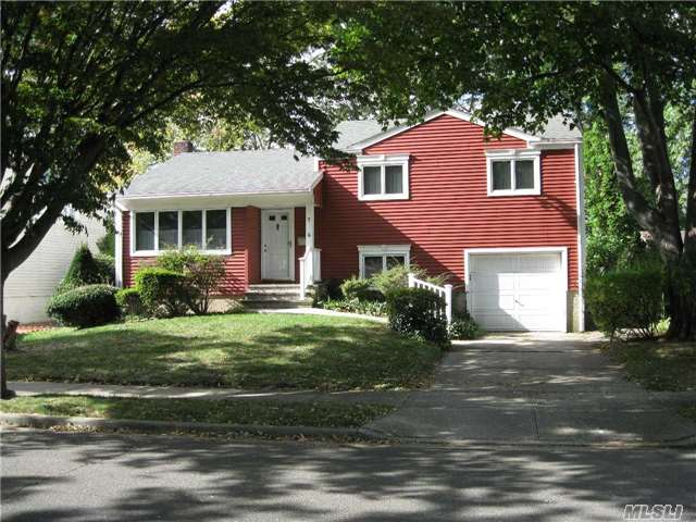 Rare One Owner Home.Updated Windows, Siding, Bths.Hardwood Flrs, Cac And Igs, And More On Beautiful Tree Lined Street