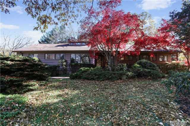 Sprawling 3/4Br, 2.5Bth Ranch In Desirable Valmont Woods. Double Dr Entry Leads To Spacious Open Flr Plan W/Tons Of Windows & Natural Light. Many Updates! Full Brick Fireplace W/Hearth Adorns A Lrg Family Rm W/Beautiful Hw Flrs & Sliders That Leads To A Lrg Flat Park-Like Yard W/Lrg Deck, Patio & Igp! Perfect For Entertaining. Remarkable Value In A Remarkable Location!