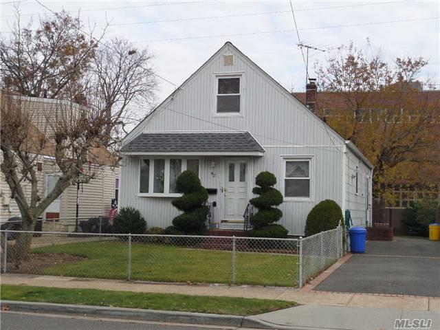 Why Rent When You Can Own? Adorable Cape In Move-In Condition. Bright And Spacious Feel. Large Kitchen And Dr. Deep Back Yard. New Roof, New Patio And Driveway. Located In Very Close Proximity To Schools And Shopping. Low Low Taxes!
