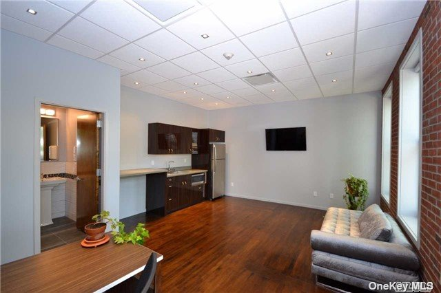 Modern High Tech Newly Renovated Individual Office/Suites With High Ceilings Are Available. Prime Downtown Location. Close To Courts, Lirr, Restaurants, County Center & Hospital. All New Systems, High End Finishes, Secure 24/7 Access & Signage. Share Conference Rooms, Kitchen & Lounges. Elevator, Free Parking & Internet. Ada Compliant. New Building, Beautiful Garden.