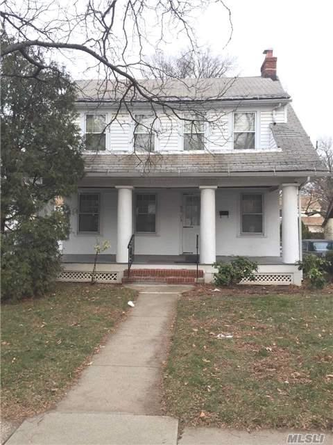 Great Opportunity To Own And Update An Original Queens Village Colonial With Nearly 1500 Sq Ft Of Living Space Plus Full Unfinished Attic And Basement On 42X120 Lot And Space To Add Possible 1/2 Bath Next To Main Level Kitchen. Mid-Block Location On A Quiet Tree Lined Street 10 Min Walk To Queens Village Lirr. Central To All!!! Being Sold In As Is Condition.