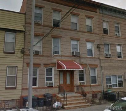 6 Family. Apartment 3L Is Currently Vacant. Rental Roll Is Appoxiamtely Gross Income $77,000.  3L Currently Vacant. Unit 2R Rent Control. Rent Stabilized Building.