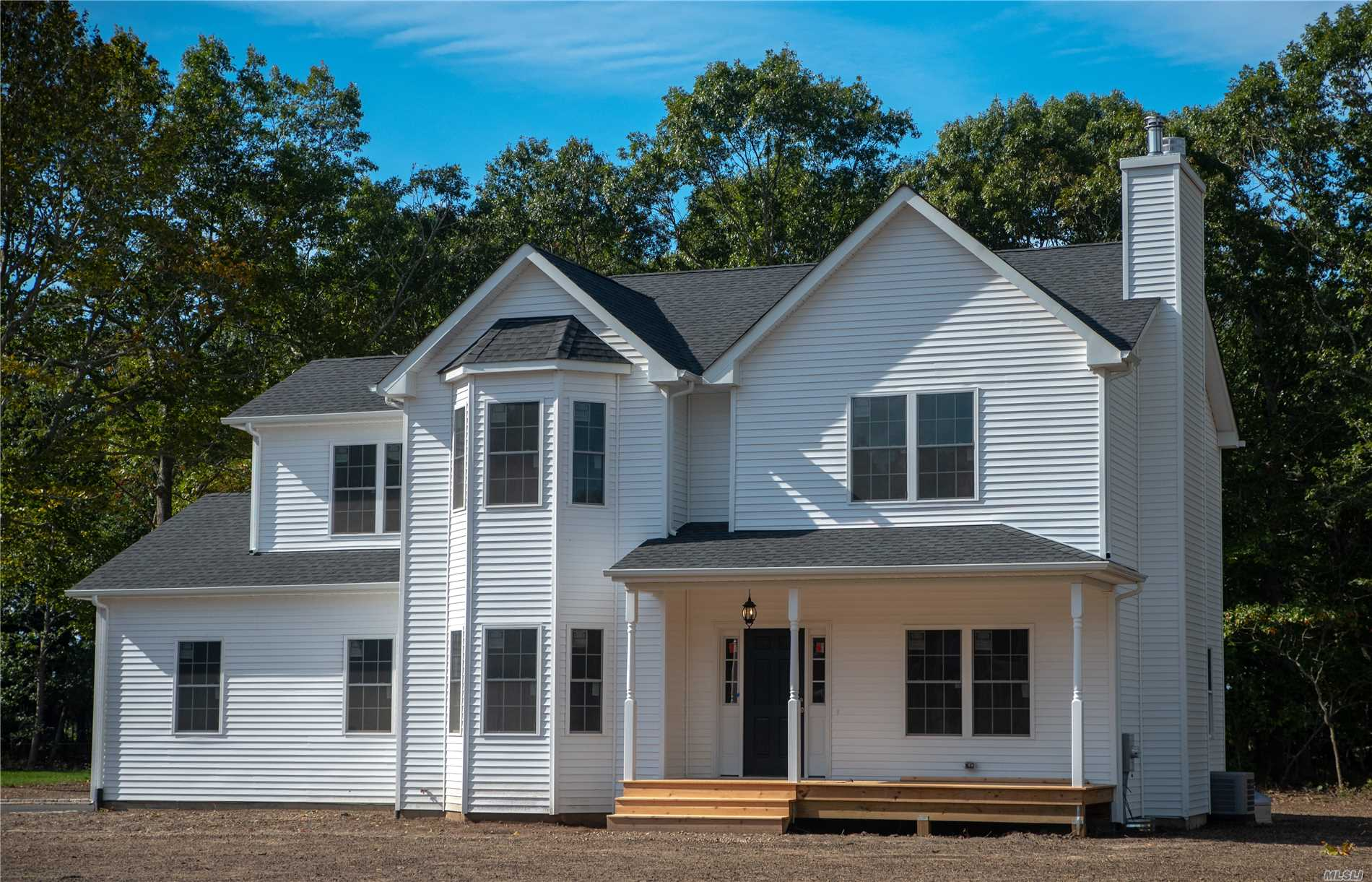 Brand New 27 Lot Subdivision, All Lot's 3/4 Acre+ & Back Up To Open Space. This Sycamore1 Model Inc's Standard Features Such As S/S Kit App Pkage,  #1 Oak Flrs, 2 Car Gar, Cac, 9' Ceiling 1st Flr, Full Bsmt, Energy Star Cert & More! Choose From 8 Custom Models $409, 900-$549, 900. Close To Legendary North Fork Wineries, Restaurants & Outlets. Just $5, 000 Down @ Contract.