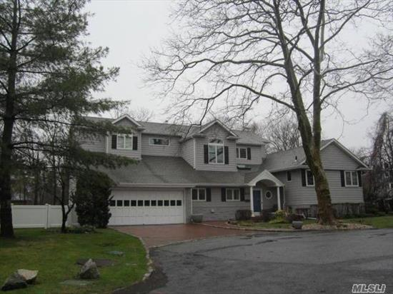 Magnificent Expanded Split On Quiet Cul-De-Sac, All Amenities, Mostly Re-Done, Oversized Master Suite, Will Go Fast...