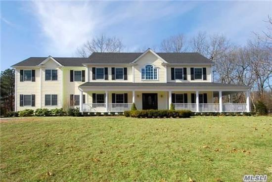 Built In 2005, This 4 Bdrm. 3.5 Bath Ch Post Modern Boasts 2 Story Entry, Open Flr Plan, Hdwd Firs, Custom Moldings, Stone Fplc & , Trex Deck. Ci Granite Eik W/ Designer Ss Appls, Walk In Pantry. Level Acre, Cul De Sac, Huge Rooms, Mstr Suite W/Dream Closets & Tray Ceiling. Taxes Being Grieved W/Mark Lewis Tax Grievance