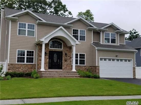 Stunning New Construction! To Be Built By Spring 2017! 6 Bedroom, 5 Bath,  Center Hall Colonial In Desirable Flower Section! Time To Customize! High End Amenities, Hw Floors, Gorgeous Gourmet Eik, Elaborate Trim Package, Stones Throw To Rr, Schools, Village...Won't Last! Berry Hill Elementary... Photo Shown Is Not An Exact Model.