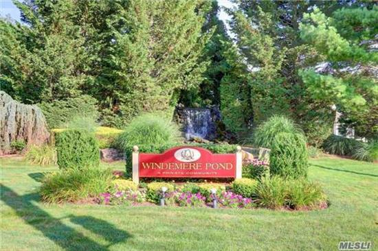 Prime Waterfront 4 Bedroom/3 Bath Townhouse In Lovely Windemere! Amenities Include 24/7 Guarded Gatehouse, Pool, Tennis, Clubhouse, Gym, Etc. Resort Living! Updated Kitchen W/Granite Brand New Stainless Appliances, Etc. Entire Interior Just Painted. All New Flooring. First Floor Master En-Suite! Great Restaurants, Shopping, Trans.Taxes W/Star: $12, 885. Priced To Sell!