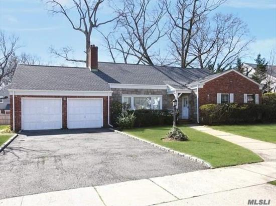 Owner Wants To Hear All Offers! Well Preserved 4, 000+ Sq/Ft Expanded Ranch In New Canterbury Section Of Rvc. Tons Of Potential! 4 Bedrms, 3 Full Baths, Full Finished Basement W/ Wet Bar, Hardwood Flrs Throughout, Central Air, Brand New Gas Heat, Large Living Rm W/ Wood Burning Fireplace, Formal Dining Rm, Large Enclosed Porch W/ Heat, 2 Car Attached Garage. Rvc Schools!