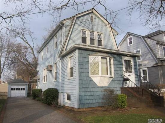 Lovely Colonial Home, Mid-Block Location. Close To Public Transportation And Shopping.