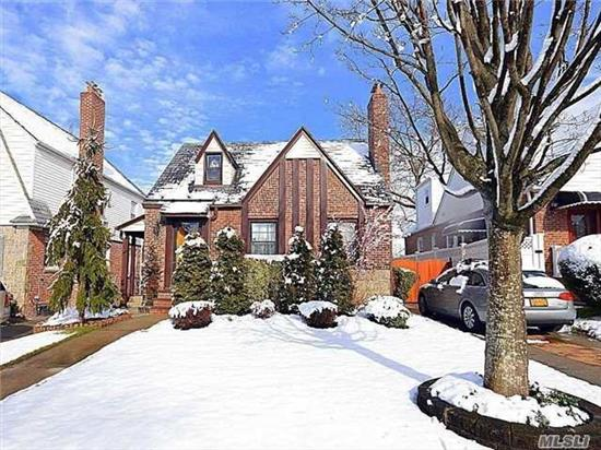 This Cozy Cape Nestled In Bayside Hills Offers More Than Meets The Eye. A Home That Maintains It's Original Solid Architectural Structure While Upholding Modern Touches Throughout The House. It Is Ideal For A Family That Likes Outdoor Entertainment, A Brazilian Epi Wood Deck Holding A Hot Tub And Paver Stone Patio. Close To Lie And Lirr. Zoned To Ps 31 And Ms 74.