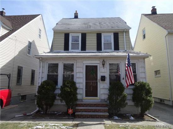 Great Detached Colonial W/Many Upgrades! Oak Kitchen W/Granite & Breakfast Nook & Gas Cooking, Brand New Oil Steam Boiler, Updated Windows Throughout, New Gas Hw Heater, Updated Baths, Original Fluted Moldings, New Pre-Finished Oak Floors In Dr, Central Station Alarm And More!