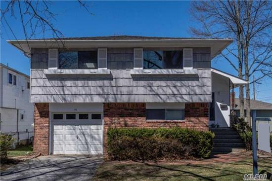 Location Location! This Home Features An Open Floor Plan With Updated Kitchen With New Appliances. Easy Access To Village And Park. Low Taxes, Sewers, And More. A Must See!!
