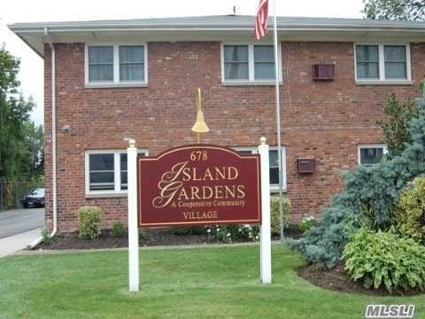 This Is A Freshly Painted Unit With Newly Finished Wood Floors. Updated Kitchen Cabinets. There Is A Bonus Room That Can Be An Office Or Den. Master Bedroom Has Two Closets. Sliders To Balcony.  Heat And Water Included In Maintenance. Great Location As It Is Close To The Village Of Farmingdale.