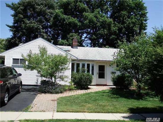 Great Investment Property On A 65X100 Lot In The Desirable Syosset School District. Great Mid-Block Location In Syosset Groves!. Don't Miss This One!!