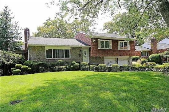 Spacious Split Level Home In Herrick's School District Features 3 Bedrooms, 2.5 Baths, Living Room With Fireplace, Formal Dining Room, Gourmet Kitchen With Granite Countertops And Top Of The Line Appliances, Sub-Zero & Wolf,  Den/Office, Laundry Room, Finished Basement, Hardwood Floors, 2 Car Garage