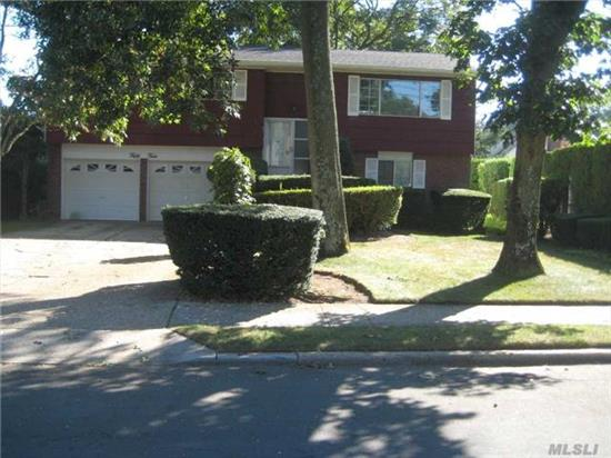 Super Wide Line Hi Ranch,  3 B/R,  New Roof, 2 Car Garage. Property Lovers Dream. Close To Shopping And Transportation.
