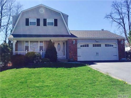 Desirable 4 Bedroom 2.5 Bath Colonial Located On A Quiet Cul-De- Sac. Large Living Room/Dining Room, Eik. Den With Fireplace. Full Basement. 2 Car Garage. Updates Include Gas Heating System, Roof, Siding, Natural Gas Generator, 200 Amp Service. Igs.