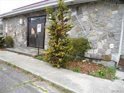This Free Standing Bldg Has Great Potential For Investors Looking To Renovate And Put Some Tlc Into Making It A Very Special Catering Hall Yoga Center Day Care Center Big Store. There Is A Restaurant Style Kitchen Men & Womens Bathroomfull Basement With High Ceilings Is Structurally Strong But Needs Interior Work Reduced Thousands