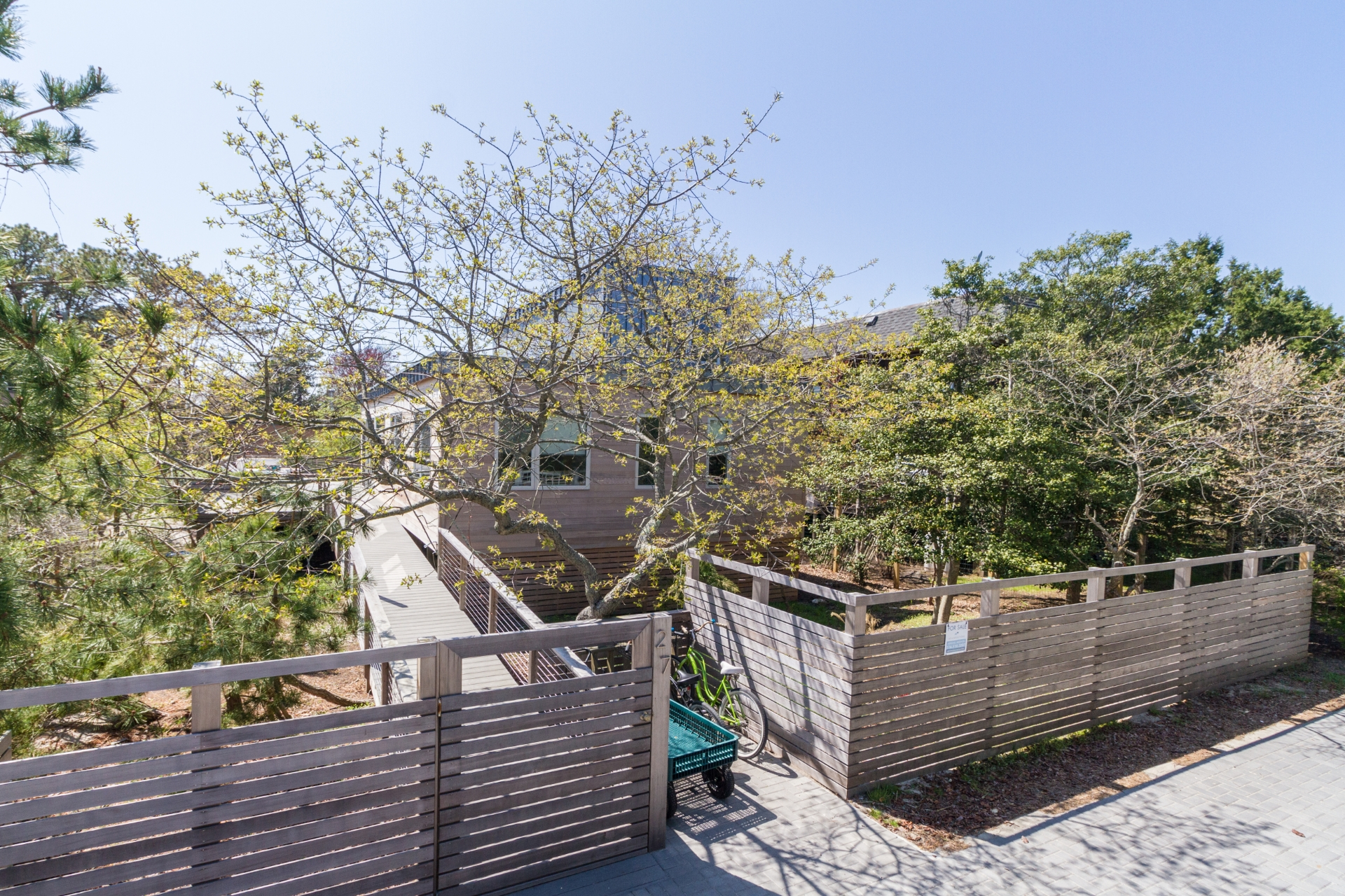 "Exclusive Listing <BR> Abigail Medvin Mago <BR> (516) 510-3207 <BR> Abigail@fireislandrealestate.com <BR> <BR>  5 bedroom, 3 full bath modern home just completed. Prime Seaview location, convenient to ferry, market, and lifeguarded beach. Top of the line finishes throughout. Chef's kitchen with huge 66"" refrigerator, Miele dishwasher, 48"" Wolf range with double oven and charbroiler so you can barbecue even if it rains.  8' island with wine refrigerator and microwave drawer. Stunning master suite with king sized bed, luxurious en-suite bath, walk in closet, and private balcony with bay views. Large, sunny south facing deck. 2-zone central air conditioning.  Separate accessory cottage. This impeccable modern home with room for your whole family can be yours.  Sold fully furnished. Flood Insurance: $941"