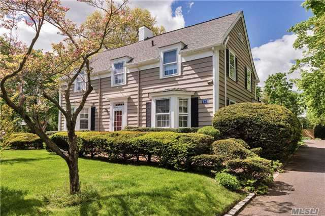 Enjoy This Charming Center Hall Colonial In Hewlett Neck. Gracious Master W/Fplc, Ba, 3 Additional Large Br On 2nd Fl, 2 Ba. 1st Flr Guest Room W/Ba, Lr W/Fplc, Dr, Eat In Kitchen, Den, Powder Rm. Screened Patio Overlooking Spacious Property And Much More. Desired Schl Dist 14/ Hewlett-Woodmere.