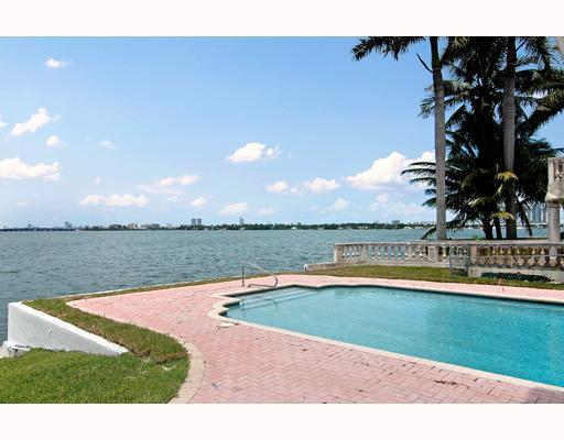 Best Point Lot On The Venetian Islands. Back On The Market At Reduced Price, This Property Has 107Ft Curved On The Water Facing N W/A New Sea Wall, A New 50Ft Dock & Plans For A 5500Sqft Modern Home. An Attractively Renovated 3 Bedrm, 3 Bath Home W/New Ki Tchen & Bath, Security System, Terrazzo & Hardwood Floors, Landscaping & An Above Ground Pool Are On The Lot. Incredible Open Bay Views & Breezes Make This An Ideal Location. Owner Has Right To Use Easement On The W Line Of Property Adding Additional Sqft