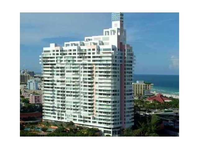 South Beach Luxury Condo Recently Renovated. Shares Common Areas With Portofino Towers Few Yards From Beach, Parks And Restaurants. Unit Currently Leased Month To Month. Reasonably Priced Owner Anxious.