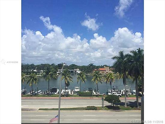Just Reduced For A Quick Sale !!! Seller Motivated. Bring Offers. Lets Negotiate. Breathtaking Views Of The Intracoastal. Large Living Room Area And A Great Master Bedroom With Walk-In Closet. Remodeled Kitchen And Bathroom.Direct Beach Access, Olympic Pool & Jacuzzi. Locatedin The Heart Of Millionaire Road. Can Be Rented Twice A Year. Ideal For Investors.Furniture Included In Purchase Price. Rented To A Great Tenant.