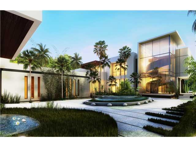 Incredible New Modern Masterpiece By Developer Todd Glaser. Over 11, 000 Square Feet Of Luxury Interiors With Soaring Ceilings, Loads Of Glass, Two Swimming Pools A Spa, Elevator, Guest House, Palatial Master Suite And Roof Top Entertainment Area All Situat Ed On Over An Acre On Prestigious Pine Tree Drive. Dockage For Up To 90' Boat.
